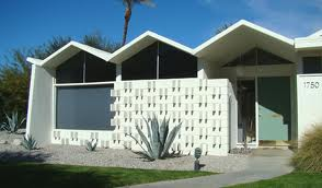 Mid-Century Modern in Palm Springs