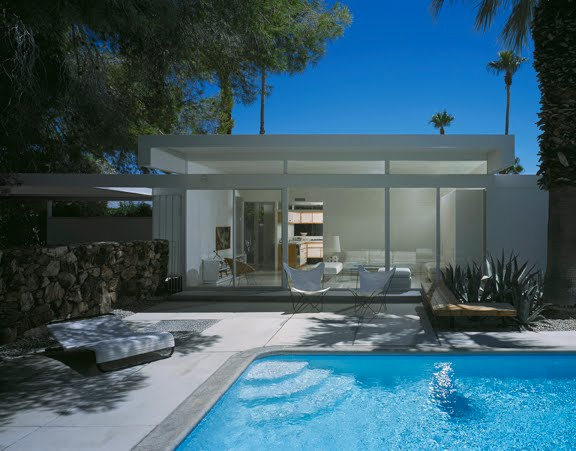 Mid-Century Modern Architecture - Palm springs
