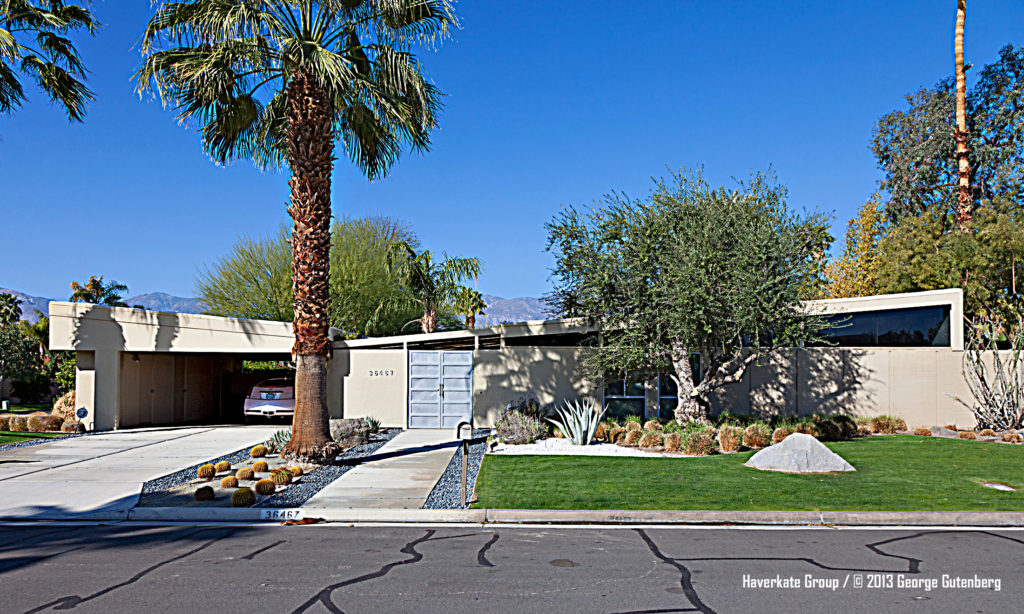 Mid Century Modern in Rancho Mirage, CA