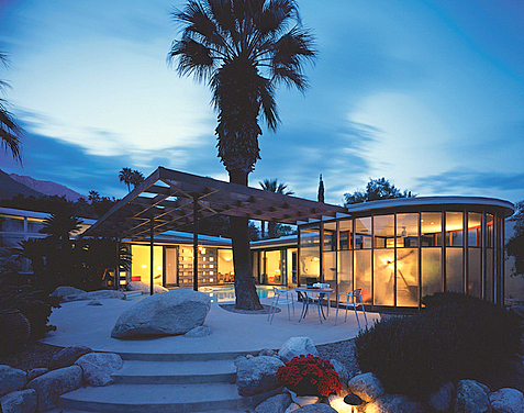 Modern Architect Albert Frey's Loewy House in Palm Springs