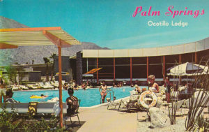 Ocotillo Lodge in Palm Springs