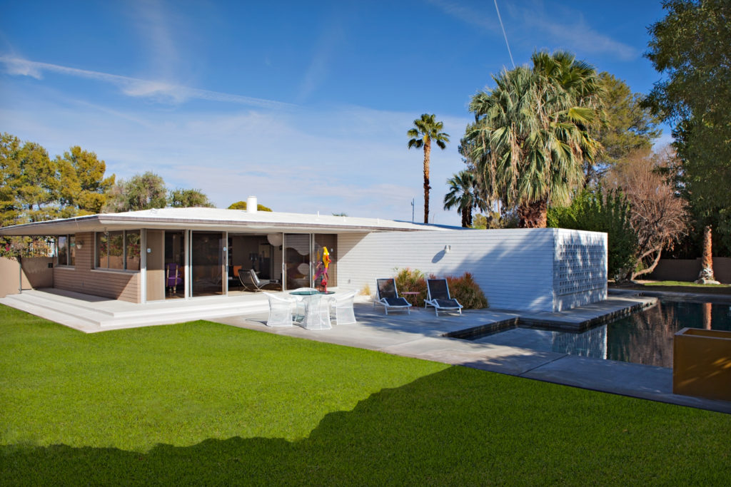 Walter S. White, 73271 Buckboard Trail, Palm Desert on Modernism Week 2014