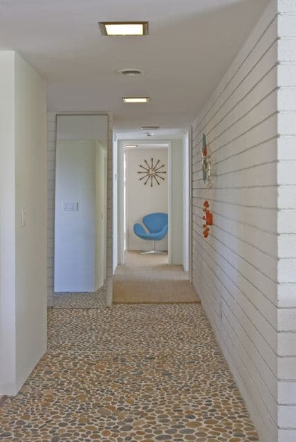 Hallway in 73271 Buckboard Trail, Palm Desert