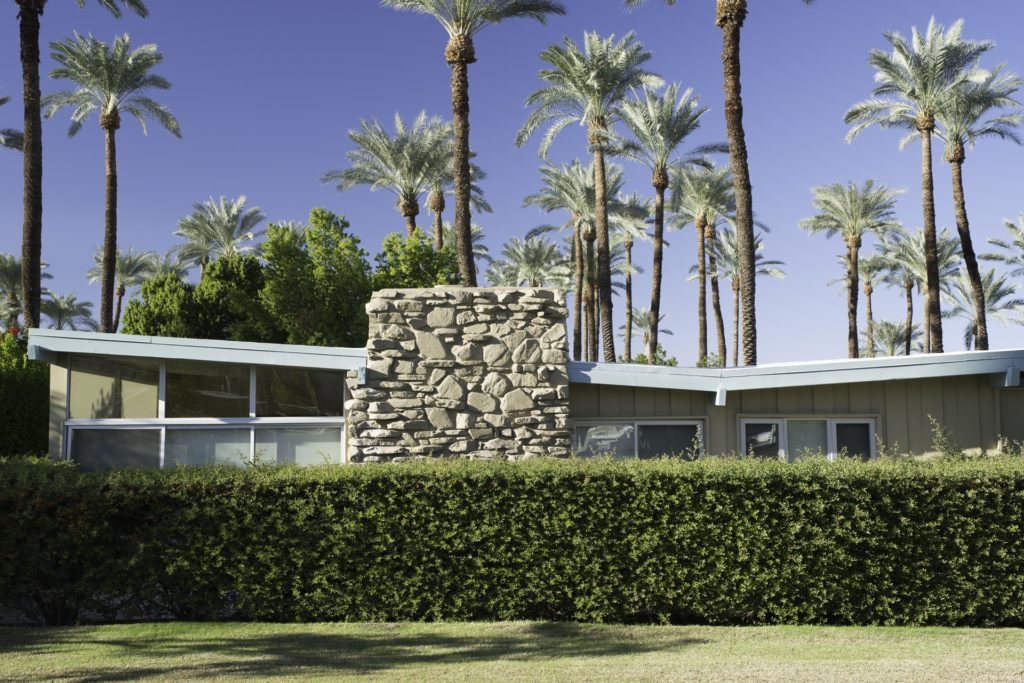 Mid-Century Modern In Rancho Mirage